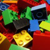 LEGOブロックは型番違いがいろいろある